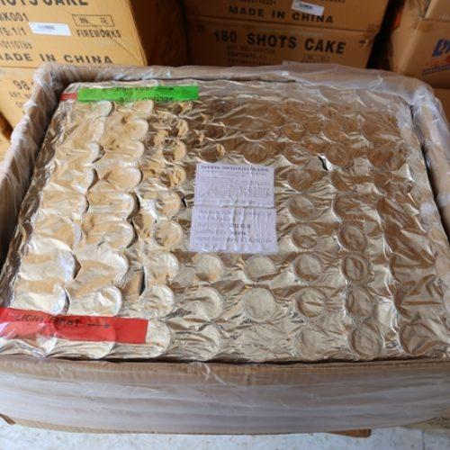 Zipper & Multi-Shaped Cakes - Lynch Imports LLC